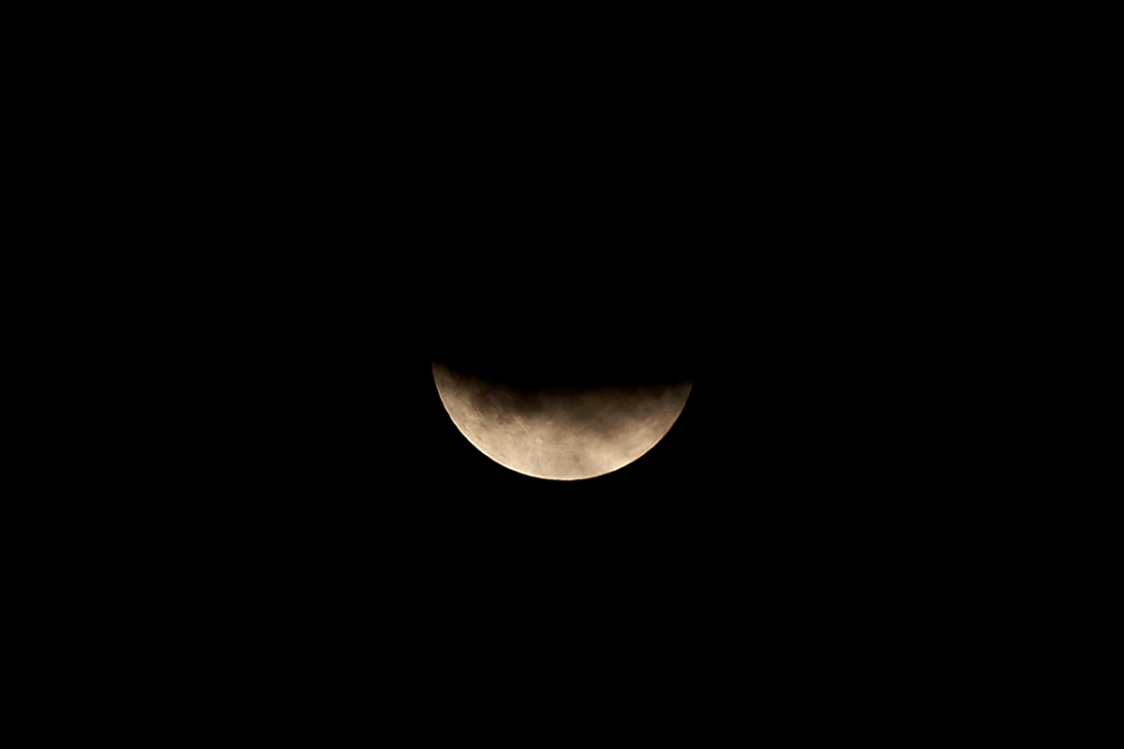 Moon Eclipse 16-08-2019